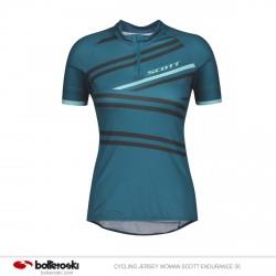 Camiseta ciclismo mujer Scott Endurance 30