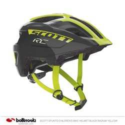 Casco Bike Scott Spunto black/radium