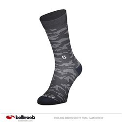 Cycling socks Scott Trail Camo Crew