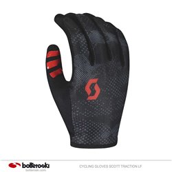 Cycling gloves Scott Traction LF