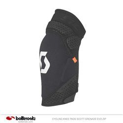 Cycling knee pads Scott Grenade Evo Zip