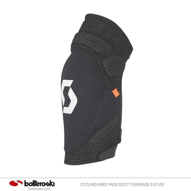 Ginocchiere ciclismo Scott Grenade Evo Zip SCOTT Accessori vari