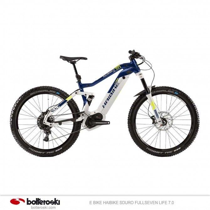 E-bike haibike Sduro Fullseven Life 7.0 E-bike