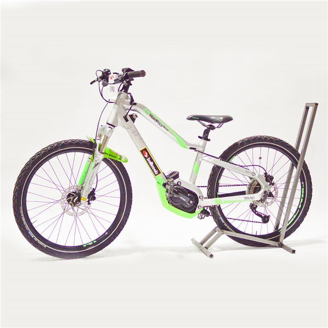 Bicicleta eléctrica Haibike Sduro HardFour 4.5