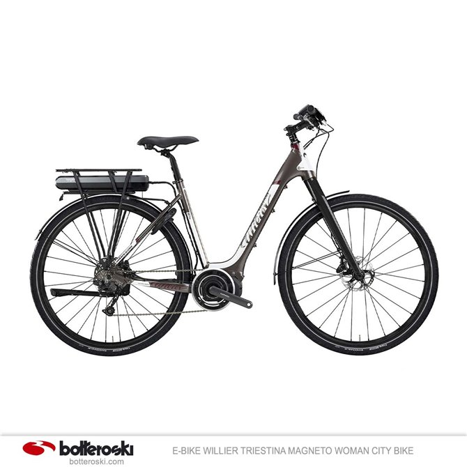 E-bike Willier Triestina Magneto Woman City Bike