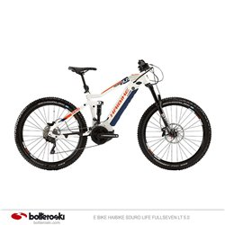 Electric bike Haibike Sduro Fullseven LT 5.0