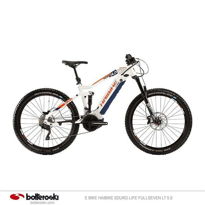 Bici elettrica Haibike Sduro Fullseven LT 5.0 E-bike