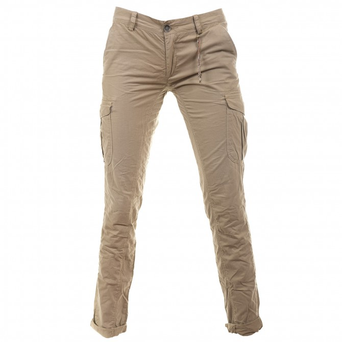 pantalone 40Weft Neat 2571 Donna