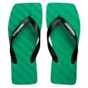 flip flops Hikkaduwa Dune green