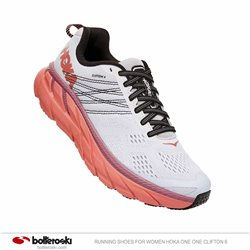 Trail running shoes for women Hoka One One Clifton 6