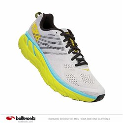 Running shoes for men Hoka One One Clifton 6