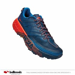 Trail running shoes for men Hoka One One Speedgoat 4