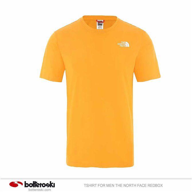 Camiseta de hombre The North Face Redbox