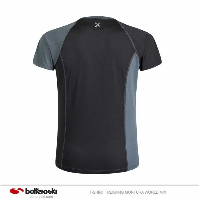 T-shirt Trekking Montura World Mix