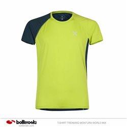 T-shirt Trekking Montura World Mix