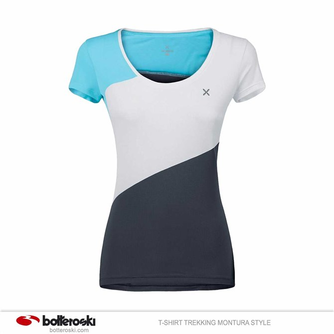 T-shirt trekking Montura Outdoor Style
