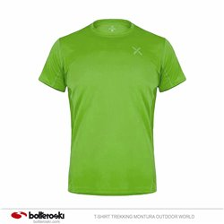 T-shirt trekking Montura Outdoor World Homme