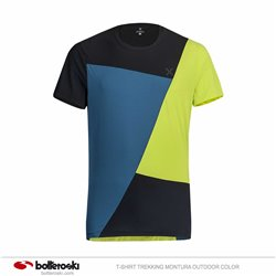 T-shirt Trekking Montura Outdoor Color
