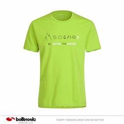 Camiseta de trekking Montura No Matter