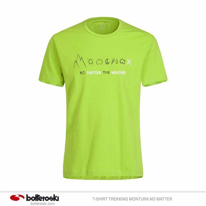 Trekking t-shirt Montura No Matter