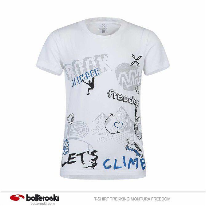 T-shirt Trekking Montura Freedom