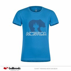 T-shirt Trekking Montura Bear MONTURA Abbigliamento outdoor junior