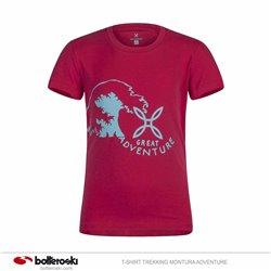 T-shirt Trekking Montura Adventure MONTURA Abbigliamento outdoor junior