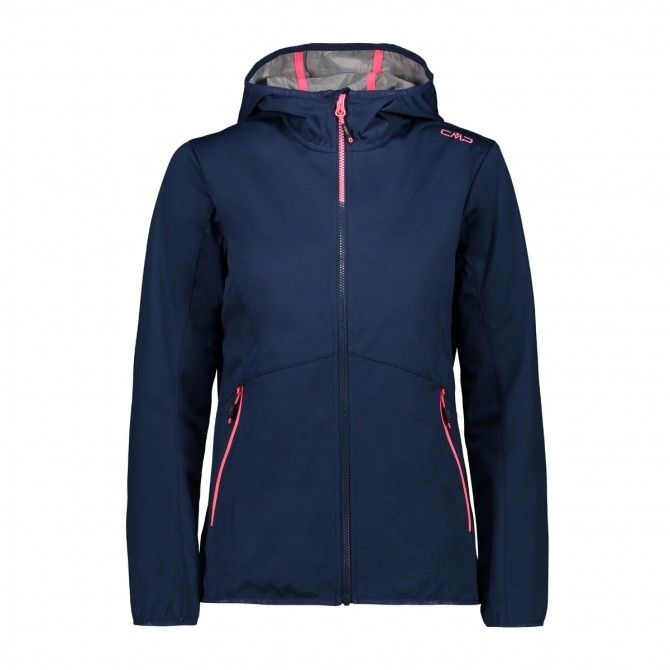 Windstopper da donna Cmp Extralight - Blue