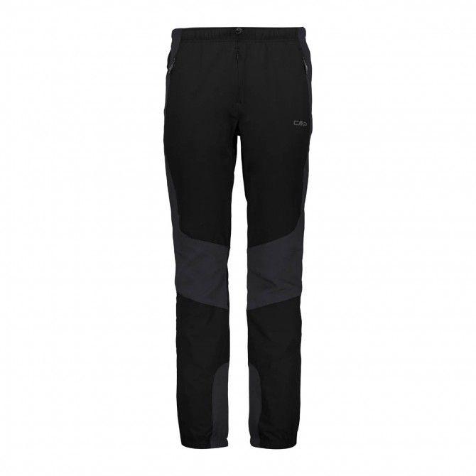 Pantaloni outdoor da uomo Cmp - Nero