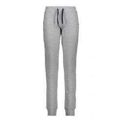 Pantaloni in felpa da donna Cmp Grigio con lacci
