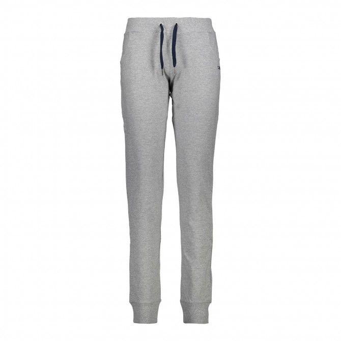 Pantaloni in felpa da donna Cmp Grigio