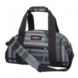 luggage Eastpak Compact Checkci Grey