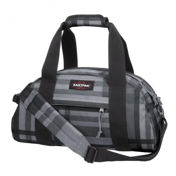 Borsone Eastpak Compact Checkci Grey