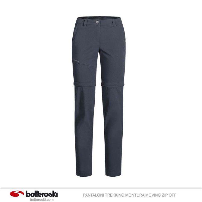 Pantaloni Trekking Montura Moving zip off