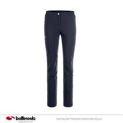 Pantalon trekking Montura Rolle Femme bleu