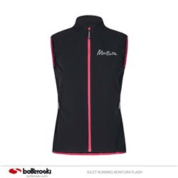Gilet running Montura Flash