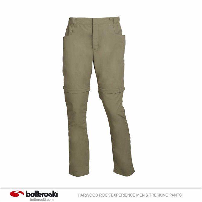 Pantaloni trekking da uomo Rock Experience Harwood modello estate 2020