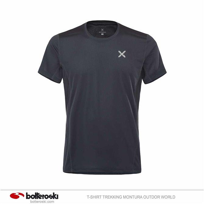 T-shirt trekking Montura Outdoor World Homme