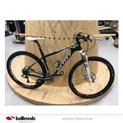 Bicicletta mtb Scott Scale Rc 900