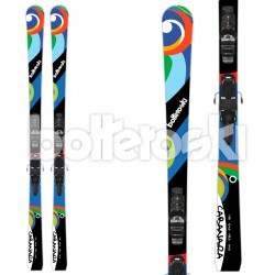 Ski Bottero Ski Cabanaira + bindings V412 Free LTD