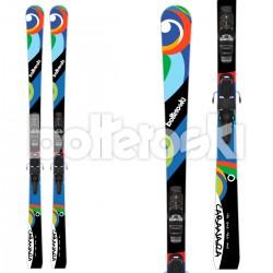 Ski Bottero Ski Cabanaira + fixations V412 Free LTD