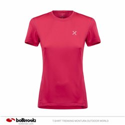 T-shirt trekking da donna Montura Outdoor world
