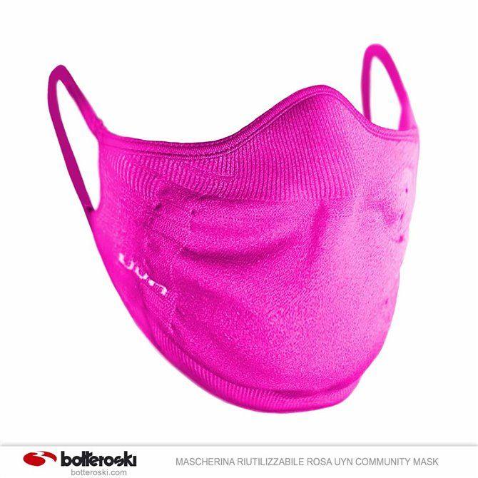 Reusable mask pink Uyn Community Mask