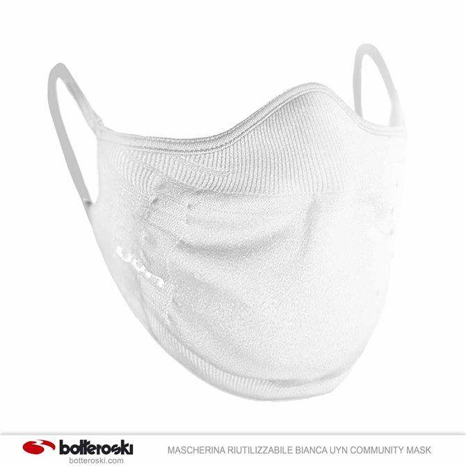 Reusable mask white Uyn Community Mask
