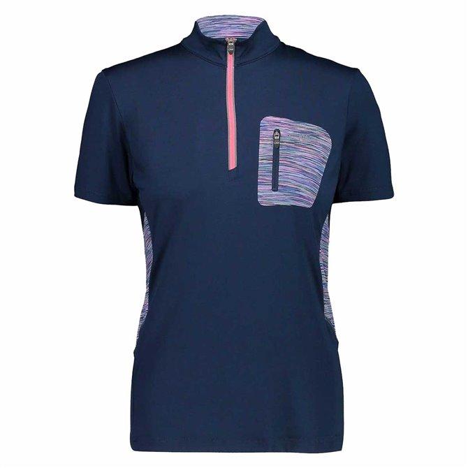 T-Shirt ciclismo da donna Cmp Free - Blu