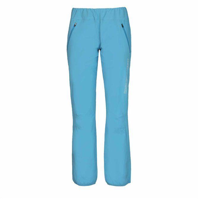 Pantaloni da trekking da donna Rock Experience Edda - Cyan blue