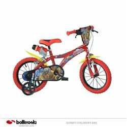 Gormiti children's bike