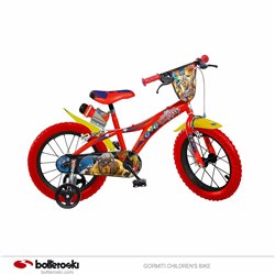Gormiti children's bike 16