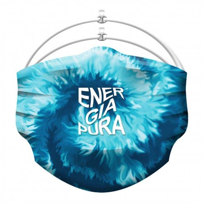 Le masque Energiapura Pure Air pour enfants de 4 à 10 ans