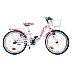 Bicicleta para niñas Aurelia 20 Blanco